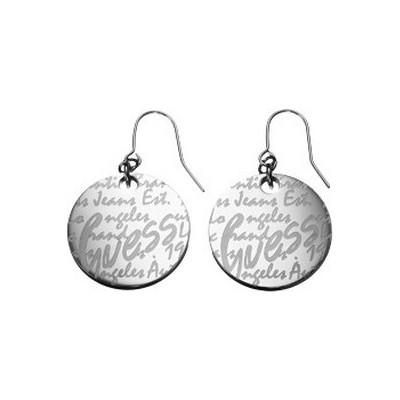 boucles d'oreille femme bijoux Guess USE81004