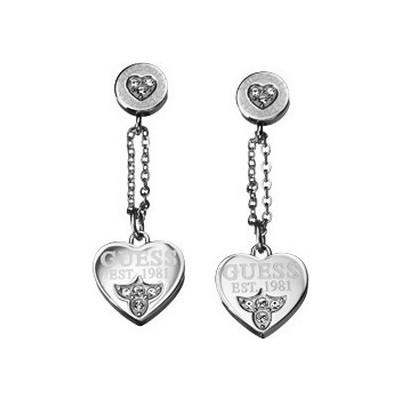 boucles d'oreille femme bijoux Guess USE81005