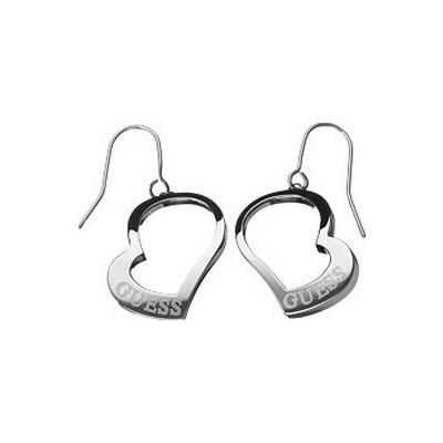 boucles d'oreille femme bijoux Guess USE81009