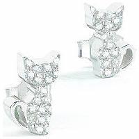 boucles d'oreille femme bijoux Jack&co Amoglianimali JCE0474
