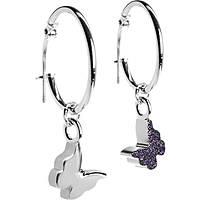 boucles d'oreille femme bijoux Jack&co Classic JCE0512