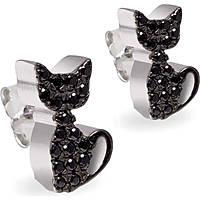boucles d'oreille femme bijoux Jack&co Pets JCE0504