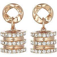 boucles d'oreille femme bijoux Liujo Brass LJ829