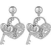 boucles d'oreille femme bijoux Liujo Brass LJ842