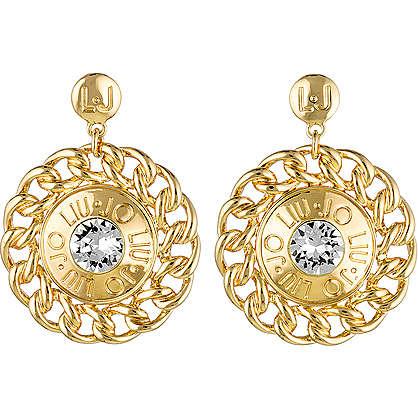 boucles d'oreille femme bijoux Liujo Dolceamara LJ900
