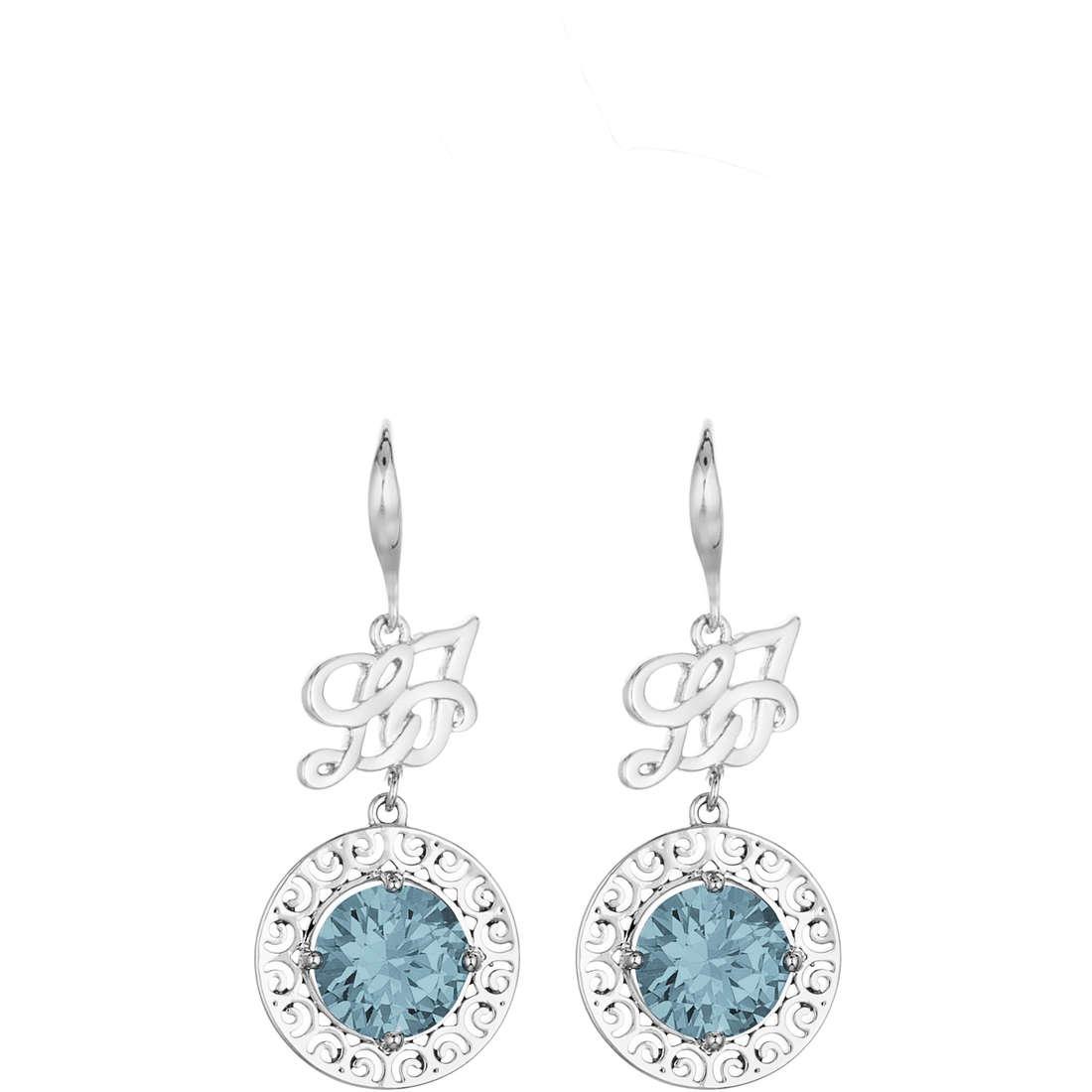 boucles d'oreille femme bijoux Liujo Illumina LJ945