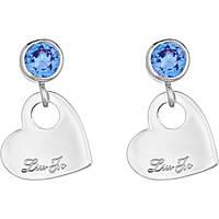 boucles d'oreille femme bijoux Liujo Illumina LJ960