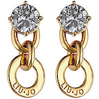 boucles d'oreille femme bijoux Liujo LJ1040