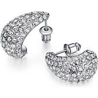 boucles d'oreille femme bijoux Luca Barra Brilliant Time LBOK842