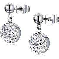 boucles d'oreille femme bijoux Luca Barra Freedom LBOK838