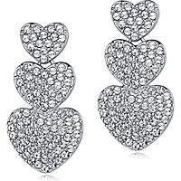 boucles d'oreille femme bijoux Luca Barra Jacqueline LBOK720