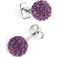 boucles d'oreille femme bijoux Luca Barra LBOK420