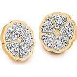 boucles d'oreille femme bijoux Luca Barra LBOK427