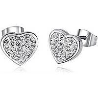 boucles d'oreille femme bijoux Luca Barra LBOK456