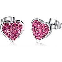 boucles d'oreille femme bijoux Luca Barra LBOK458