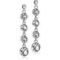boucles d'oreille femme bijoux Luca Barra LBOK508