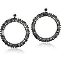boucles d'oreille femme bijoux Luca Barra LBOK520