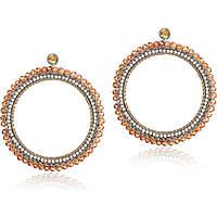 boucles d'oreille femme bijoux Luca Barra LBOK521