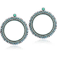 boucles d'oreille femme bijoux Luca Barra LBOK522