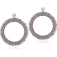boucles d'oreille femme bijoux Luca Barra LBOK524