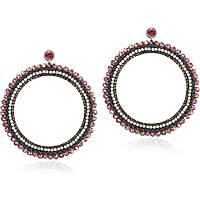 boucles d'oreille femme bijoux Luca Barra LBOK525