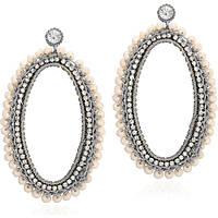 boucles d'oreille femme bijoux Luca Barra LBOK526