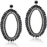 boucles d'oreille femme bijoux Luca Barra LBOK527