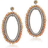 boucles d'oreille femme bijoux Luca Barra LBOK528