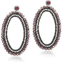 boucles d'oreille femme bijoux Luca Barra LBOK532