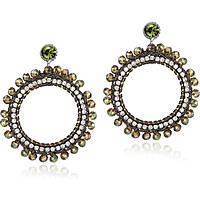 boucles d'oreille femme bijoux Luca Barra LBOK537