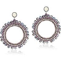 boucles d'oreille femme bijoux Luca Barra LBOK538