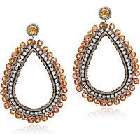 boucles d'oreille femme bijoux Luca Barra LBOK542
