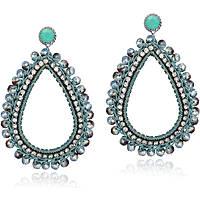 boucles d'oreille femme bijoux Luca Barra LBOK543