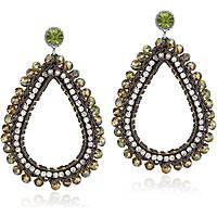 boucles d'oreille femme bijoux Luca Barra LBOK544