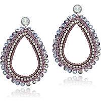 boucles d'oreille femme bijoux Luca Barra LBOK545