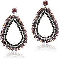 boucles d'oreille femme bijoux Luca Barra LBOK546
