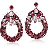 boucles d'oreille femme bijoux Luca Barra LBOK549
