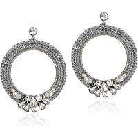 boucles d'oreille femme bijoux Luca Barra LBOK551