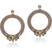 boucles d'oreille femme bijoux Luca Barra LBOK552