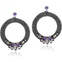 boucles d'oreille femme bijoux Luca Barra LBOK554