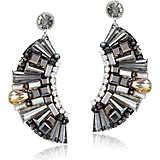 boucles d'oreille femme bijoux Luca Barra LBOK556