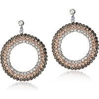 boucles d'oreille femme bijoux Luca Barra LBOK579