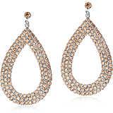 boucles d'oreille femme bijoux Luca Barra LBOK583