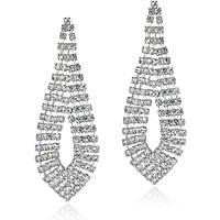 boucles d'oreille femme bijoux Luca Barra LBOK587