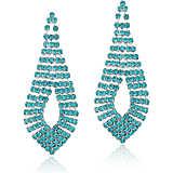 boucles d'oreille femme bijoux Luca Barra LBOK588