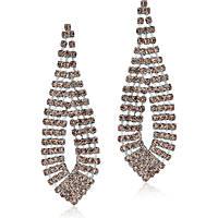 boucles d'oreille femme bijoux Luca Barra LBOK589