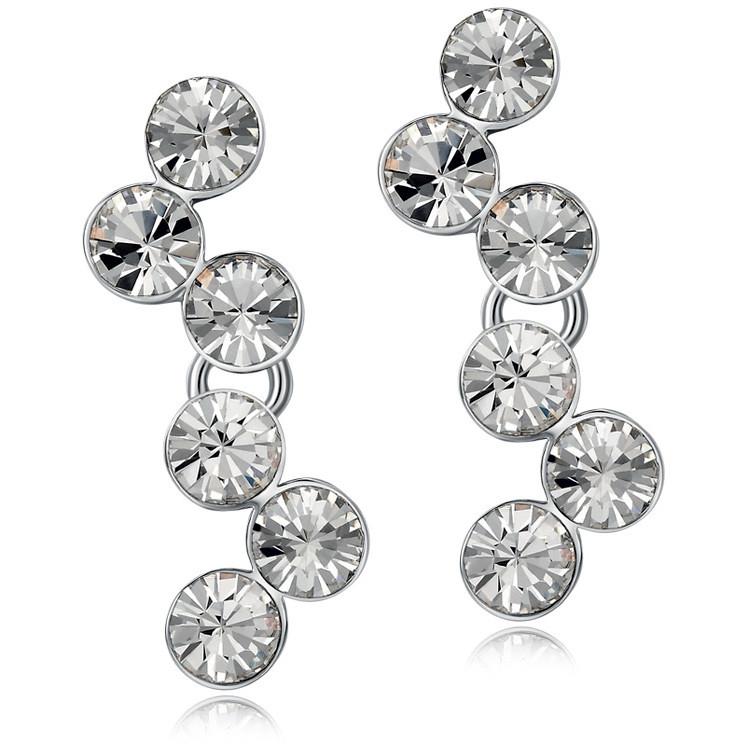 boucles d'oreille femme bijoux Luca Barra LBOK599
