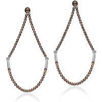 boucles d'oreille femme bijoux Luca Barra LBOK603