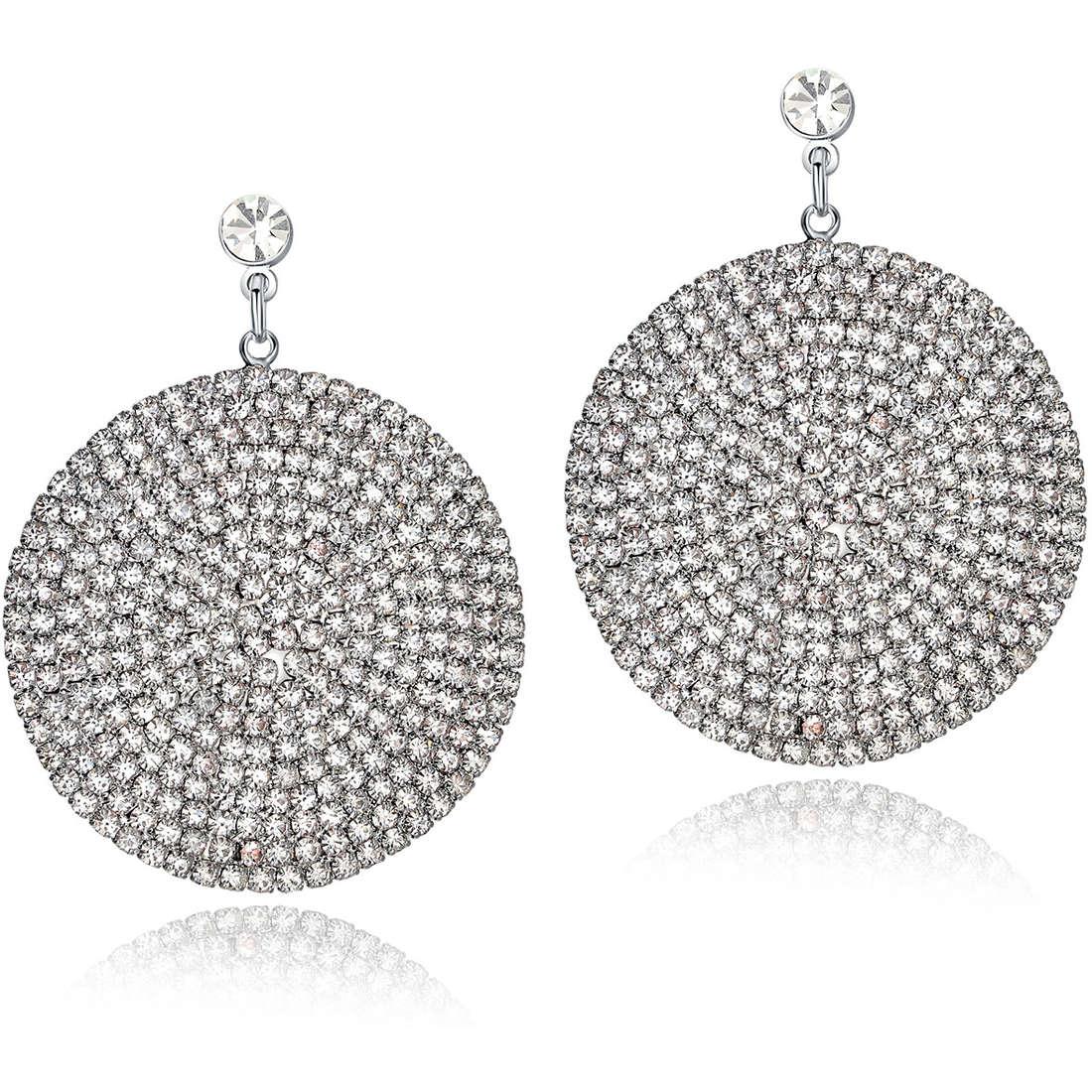 boucles d'oreille femme bijoux Luca Barra LBOK605
