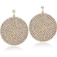 boucles d'oreille femme bijoux Luca Barra LBOK606